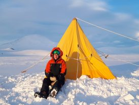 Guest Post: Camping in Antarctica During Field Training